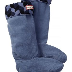 Hunter Geometric Dazzle Original Tall Welly Socks